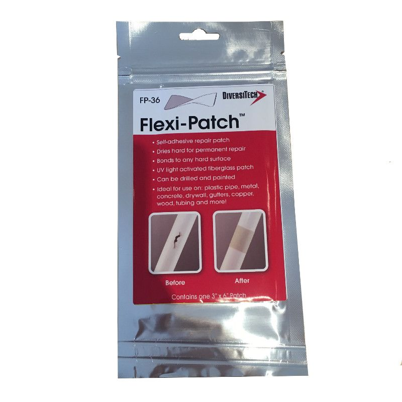 Flexi Patch Self Adhesive Repair Patch 3 X 6
