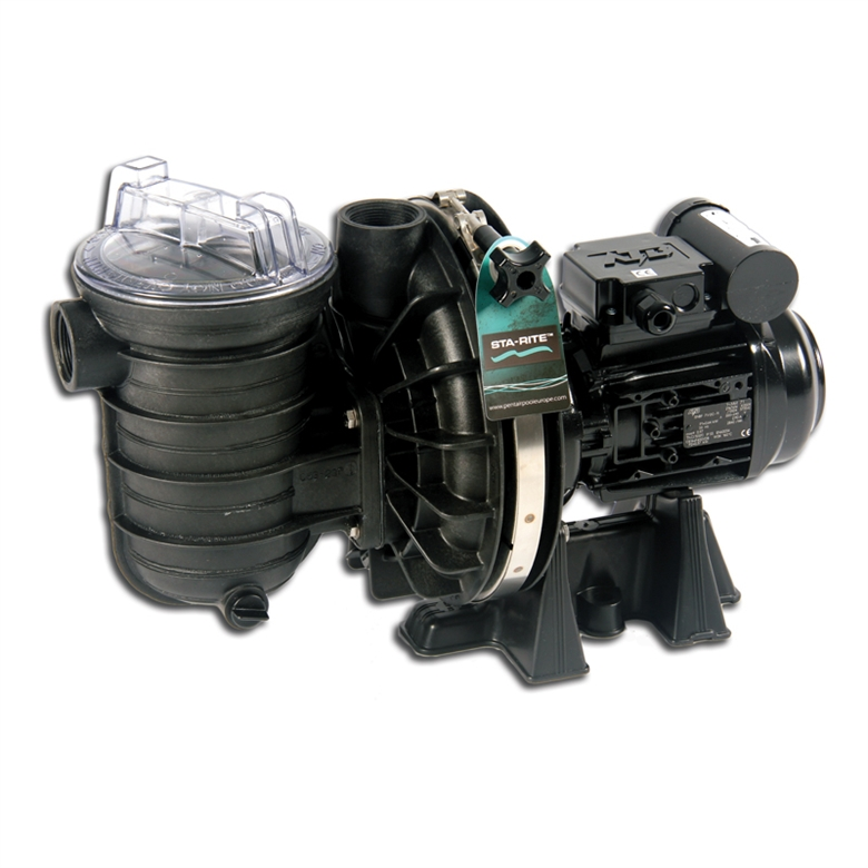 Sta rite 5p2re 1 pump single phase 1 hp for Sta rite pool motor
