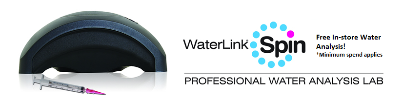 water link spin at pool supplies ltd.