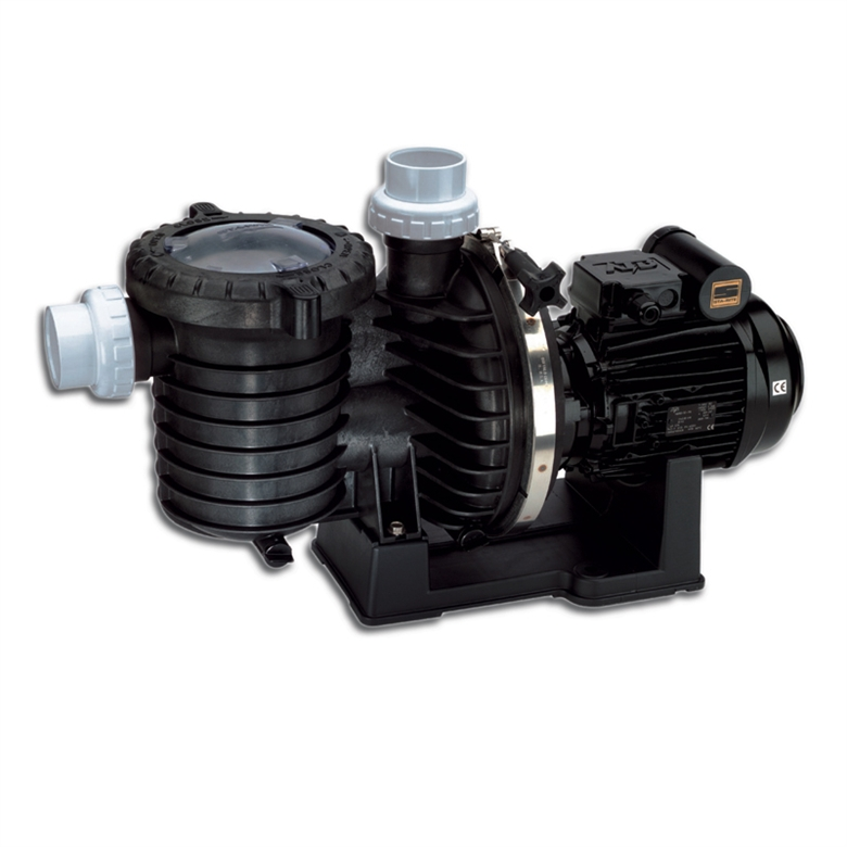 Sta rite 5p6r commercial single phase pump 2 hp for Sta rite pool pump motors